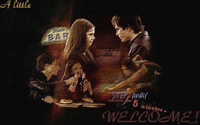 Damon--et--Elena // Fiction base sur la srie