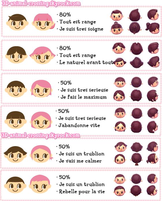 Les coiffures ac3ds new leaf blog de 3d animal crossing - Coupe animal crossing new leaf ...